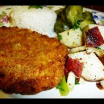 French Turkey Cutlets recipe