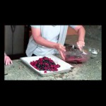Fresh Berry Puffs recipe