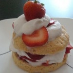 Fresh Strawberry Buttermilk Shortcake recipe