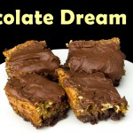 Fruit and Chocolate Dream Bars recipe