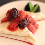 Fruit & Berry Compote recipe