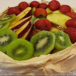 Fruit Salad Bowl Turnover recipe