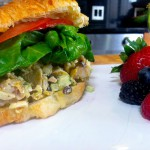 Fruited Curry Chicken Salad recipe
