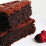Fudge Brownie Torte recipe
