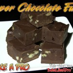 Fudgy Chocolate Pecan Squares recipe