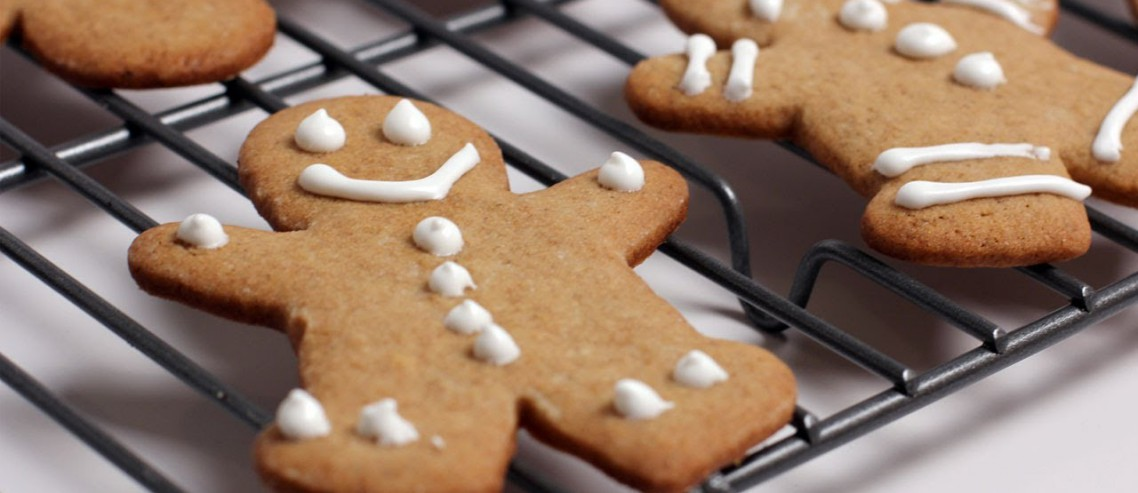German Gingerbread Cookies Recipe Cooking Blog