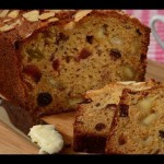 Golden Apple Mincemeat Cake recipe