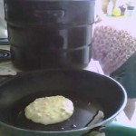 Golden Corn Fritters recipe