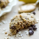 Good-For-You Choc-Oat-Chip Cookies recipe