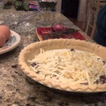 Gourmet Quiche recipe