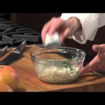 Grapefruit-Crab Salad recipe