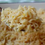 Green Chile Rice Pilaf recipe