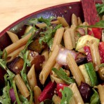 Grilled Vegetable and Pasta Salad recipe