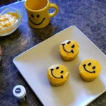 Happy Face Cupcakes recipe