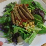 Herbed Chickpea Salad recipe