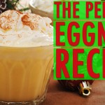 Holiday Eggnog Salad recipe