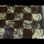 Holiday Rocky Road Chocolate Bark recipe