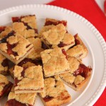 Holiday Strawberry Squares recipe