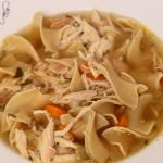 Hollywood Chicken Soup recipe