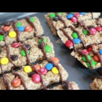 Honey Cherry Granola Bars recipe