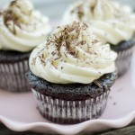 Honey Chocolate Cupcakes recipe