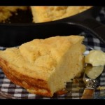 Honey Cornmeal Poundcake recipe