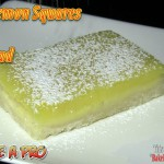 Honey Lemon Bars recipe