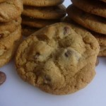 Honey Nut Iced Chocolate Chip Cookies recipe