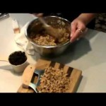 Honey Spice Oatmeal Cookie Mix recipe