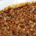 Hope's Apple Crisp recipe