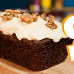 Iced Carrot Cake Bread recipe