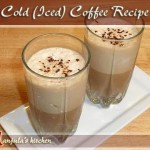 Iced Coffee with Milk recipe