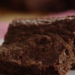 Irresistible, Yet Simple Brownies recipe
