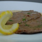 Italian Lemon Veal recipe