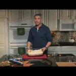 Italian Pesto Crescent Rolls recipe