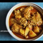Jamaican Curried Chicken recipe