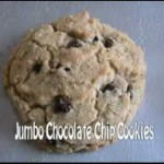 Jumbo Chocolate Cookies recipe