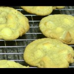 Lee's Chocolate, Chocolate Chip, Peanut Butter and Macadamia Nut Cookies recipe