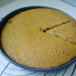 Lekach Honey Cake recipe