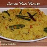 Lemon Rice Fluff recipe