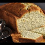 Lemony Poppy Seed Cake recipe