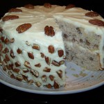 Lightened Hummingbird Cake recipe