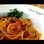 Linguine Caprese recipe
