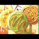 Lollipop Cookies recipe
