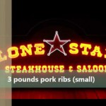 Lone Star Steak Sauce recipe