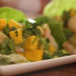 Louisiana Rice Salad with Shrimp & Avocado recipe