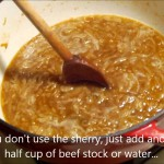 Maggi Beefy Onion Soup recipe