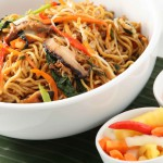 Maggi Nuts Chinese Noodles recipe