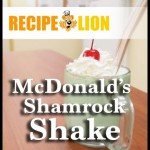 Maraschino Cherry Shake recipe