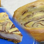 Marbled Cheesecake Tarts recipe